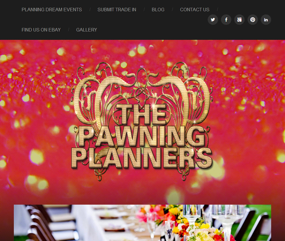 The Pawning Planners